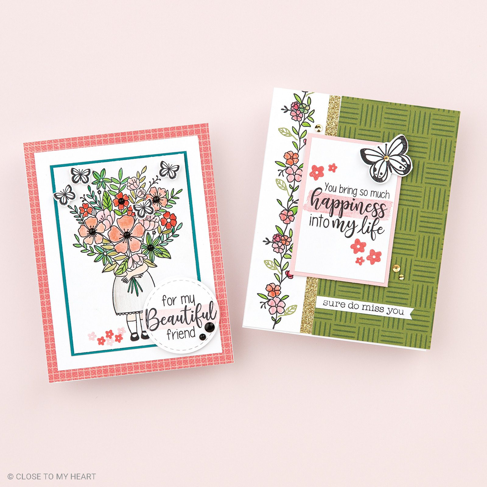 July Top Pick for Stamp of the Month: My Beautiful Friend