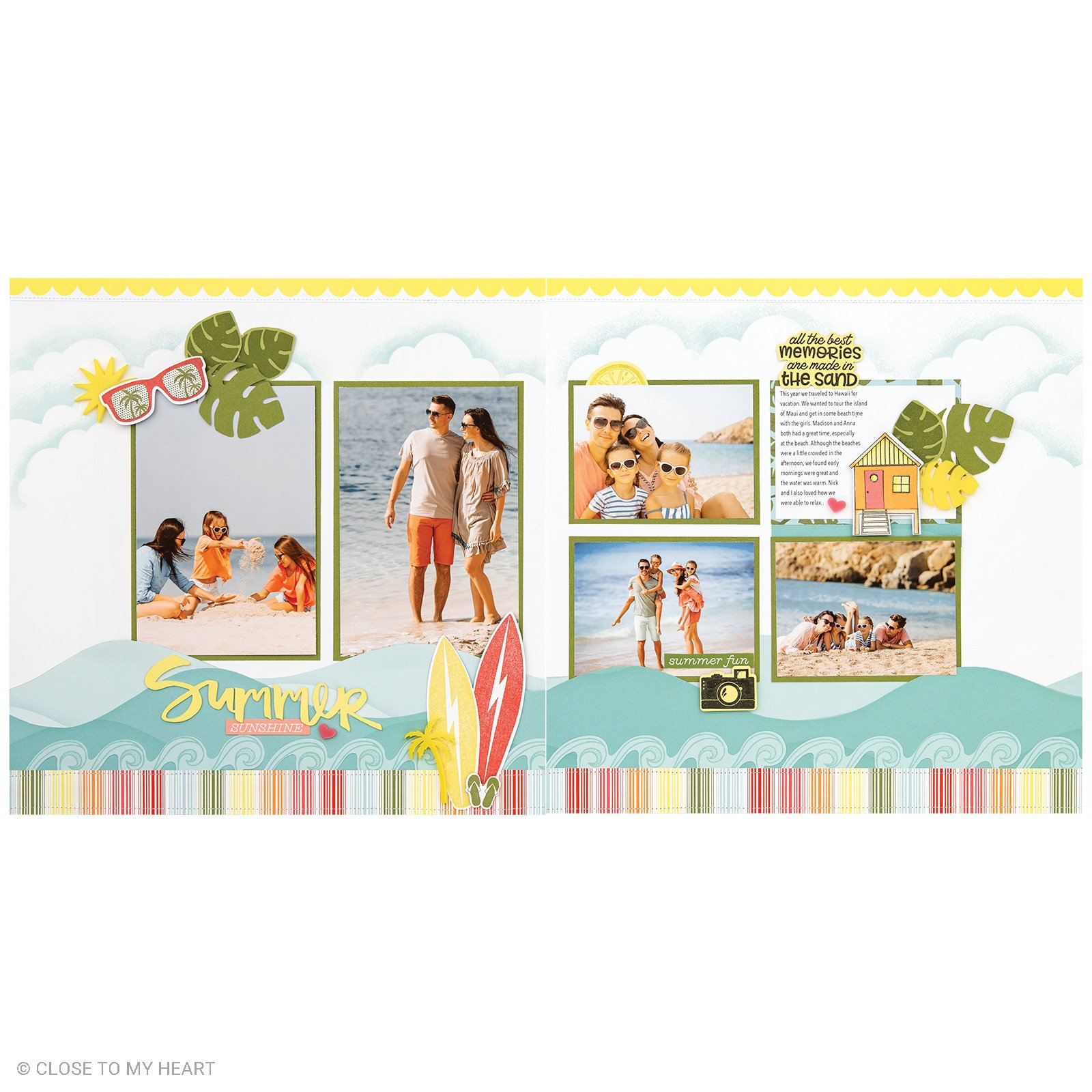 July Top Pick for Kit of the Month: Summer Vibes