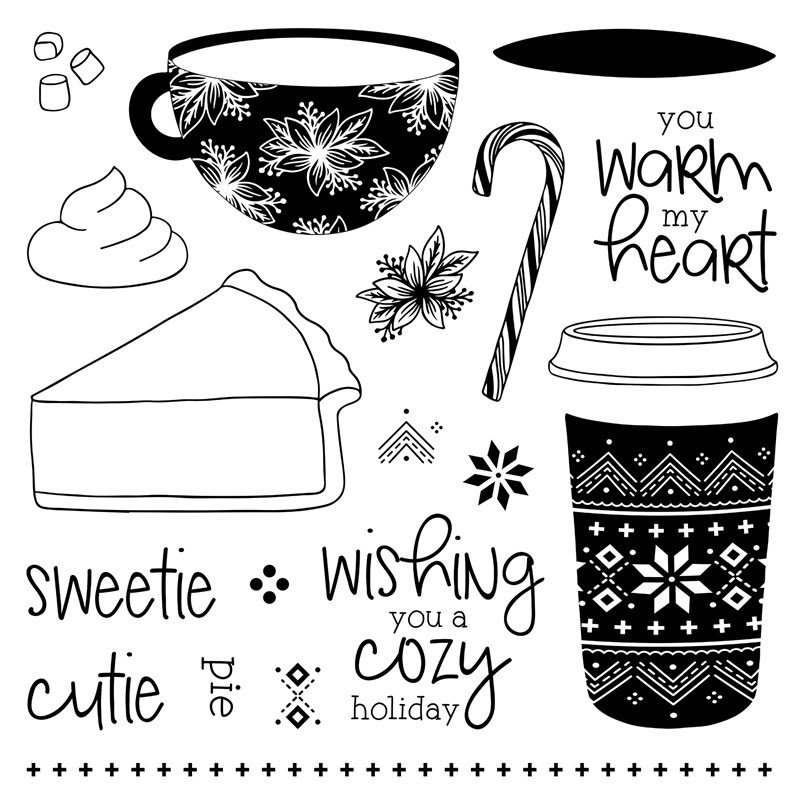 November Top Pick for Stamp of the Month: You Warm My Heart