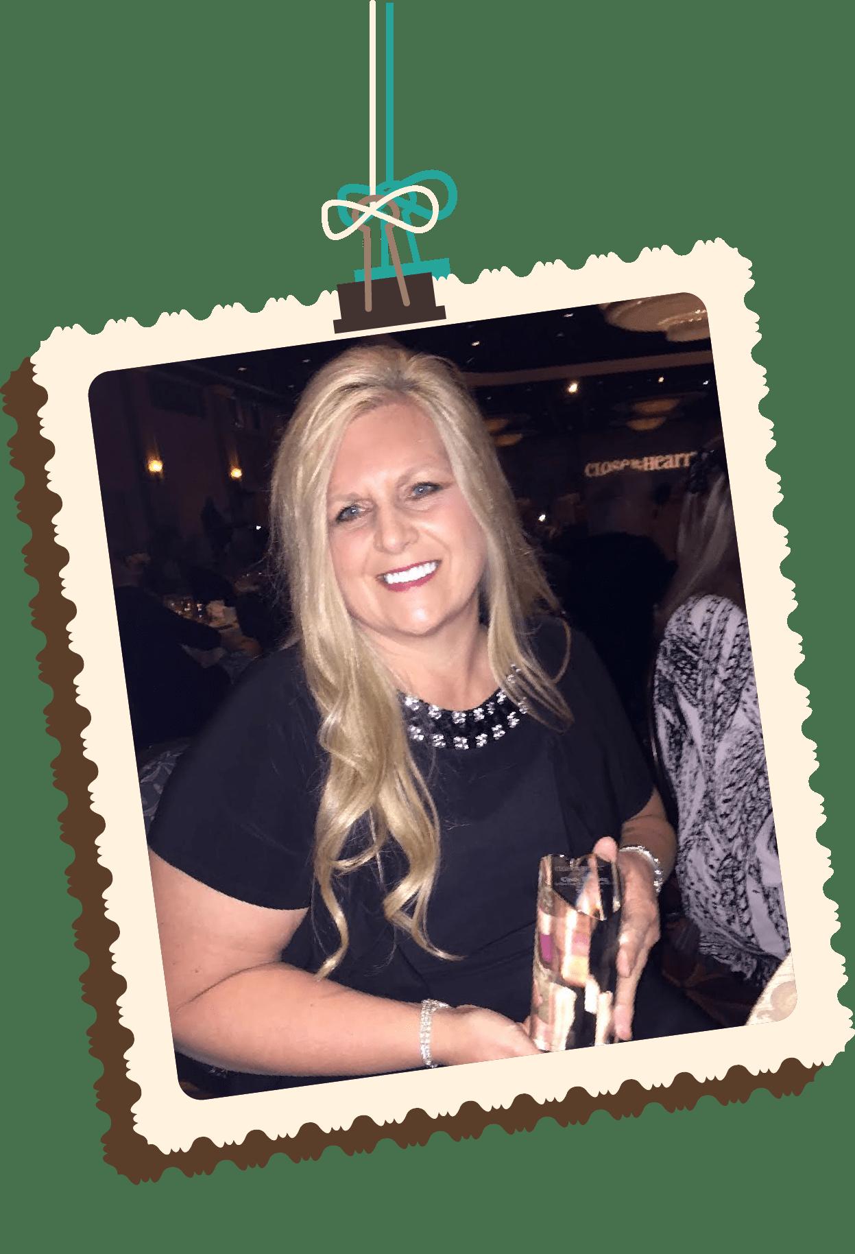 Cindy Jackson Award Winner