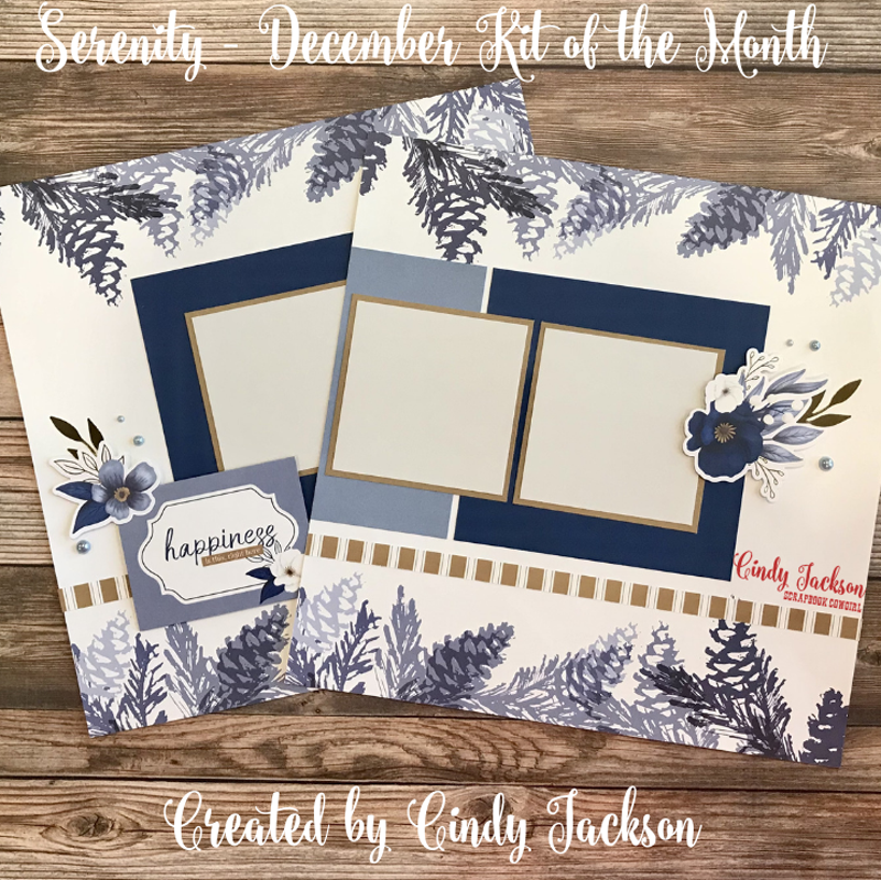 Cindy Jackson Kit of the Month