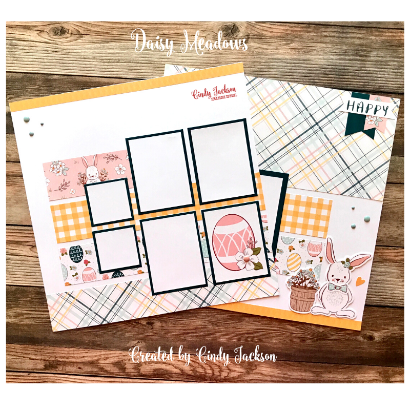 Cindy Jackson Kit of the Month Daisy Meadows